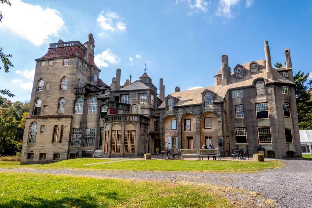 Fonthill castle exterior