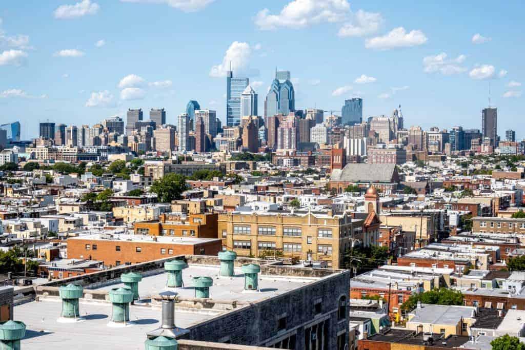 Philadelphia-skyline-from-Bok-Bar
