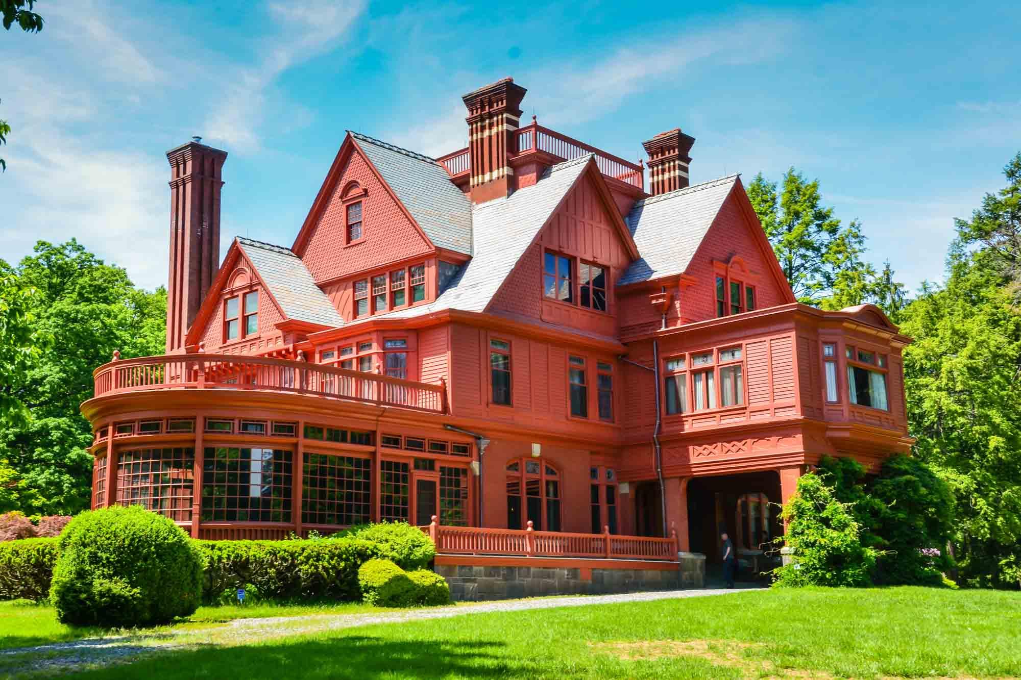 Thomas Edison's house