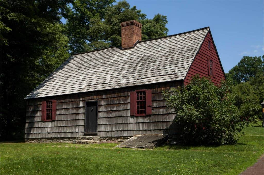 The Wick House in Morristown